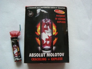 Petarda ABSOLUTE MOLOTOV